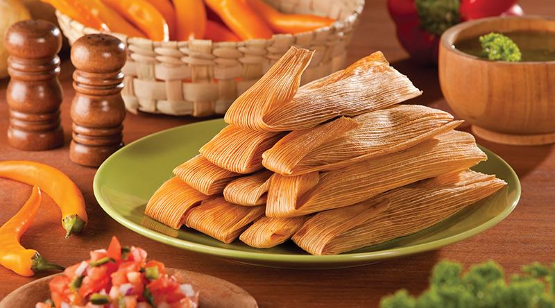 ANEW Group Tamale Sales