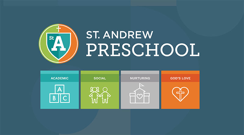 St. Andrew Preschool Registration