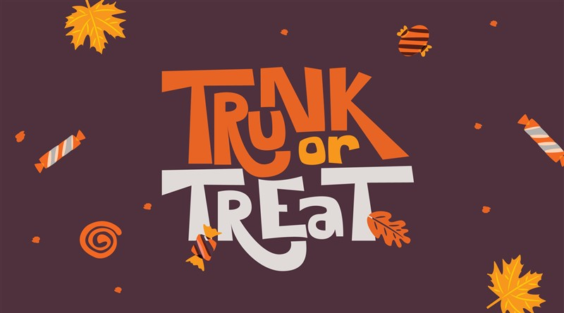 Trunk or Treat Volunteering for Fall Festival