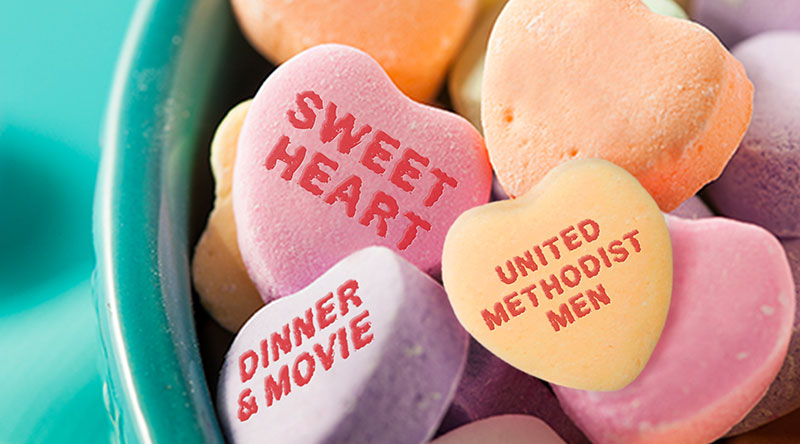 United Methodist Men Sweetheart Dinner and Movie